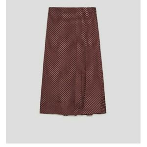 Small zara skirt